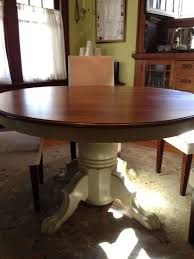 Dining Room Table Refinishing 17 Best Versailles Chalk Paint Projects Images On Pinterest