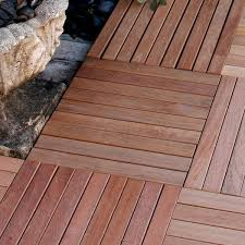 infinita corporation le click 16 engineered teak hardwood