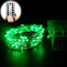 small string lights battery operated battery operated string lights with remote control 10m 100 led