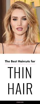 pictures of best hair style for stringy hair it s official these are the all time best haircuts for thin hair