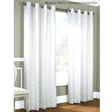 shower curtains white sheer curtain bathroom design target