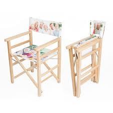 chaise r alisateur fauteuil réalisateur personnalisé impression de qualité