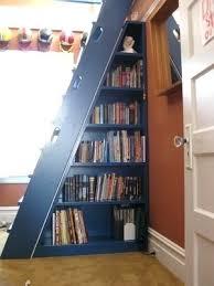 bookcase bookcase under stairs under stairs shelving under