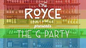 the royce detroit presents the g party detroit tickets free at