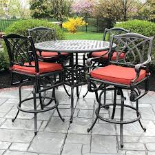 Bar Height Patio Dining Set Bar Height Bistro Set Outdoor Amazing Of Outdoor Bistro Table Bar