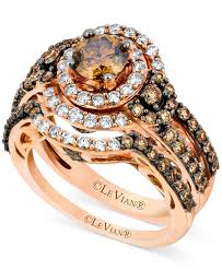 levian engagement rings wedding chocolate diamond wedding ring set the inside story of