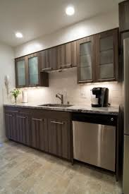 european modern wood veneer cabinet sample kitchen cabinets for