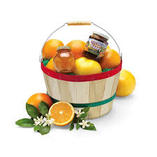 basket of fruit deluxe baskets of fruit food sun harvest citrus