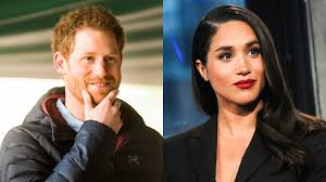 how did prince harry and meghan markle spend their first