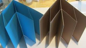 Small Scrapbook Album How To Make A Accordion Fold Mini Scrapbook Album Craft Tutorial