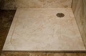 piatto doccia pietra piatto doccia in marmo travertino tk eleganza e stile per tuo bagno