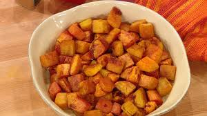 and jilly lagasse s roasted sweet potatoes and squash recipe