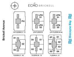 echo brickell floor plans echo brickell condos for sale prices and floor plans