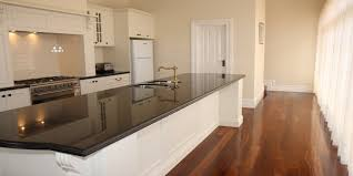 Dark Floor Kitchen by White Kitchen Dark Floors Wood Floors