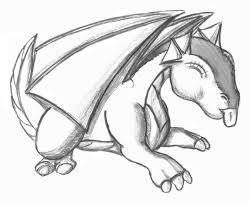 cute little dragon by infernal mercy on deviantart
