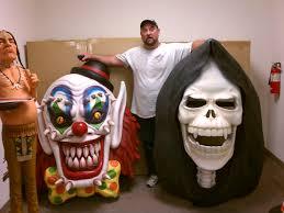 scary clown halloween decorations part 39 halloween forum