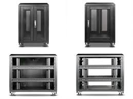 15u server rack cabinet 15u 1000mm depth rack mount server cabinet monoprice com