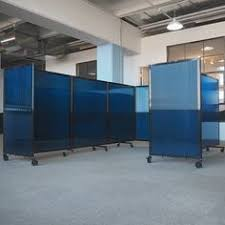 Daycare Room Dividers - our popular room divider 360 divides space in an activity center