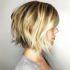 hair that is asymetric in back 22 blunt and choppy haircut ideas for a chic look