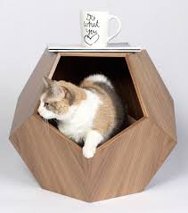 Modern Cat Bed Furniture by Best 25 Cat Cave Ideas On Pinterest Diy Cat Toys Crochet Pet
