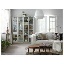 Bookcase With Doors White by Billy Bookcase With Doors Beige 80x30x202 Cm Ikea