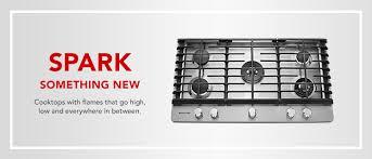Jenn Air Downdraft Cooktop Gas Kitchen Wonderful Pro Style Modular Gas Downdraft Rangetop 48 Jenn