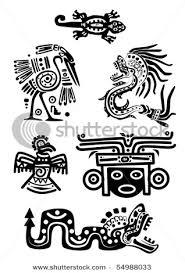 aztec warrior clipart guatemala pencil and in color aztec