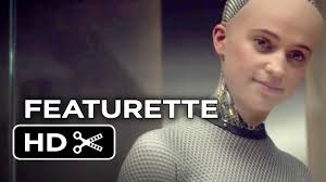 ex machina featurette the making of ava 2015 alicia vikander