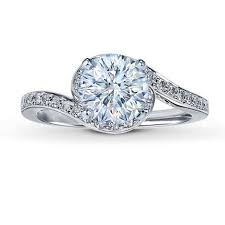 Jared Cushion Cut Engagement Rings Design A Ring Jared The Galleria Of Jewelry