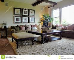 Beautiful Family Room Stock Image Image - Beautiful family rooms