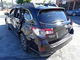 2016 subaru outback 2 5i limited 2016 subaru outback 2 5i limited pzev salvage wrecked repairable