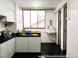 strikingly inpiration 3 room flat kitchen design singapore