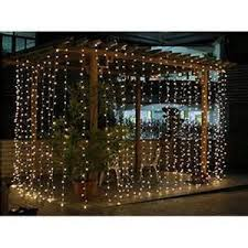 600 led 18 ft x 9 ft window curtain lights string light
