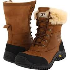 ugg s adirondack tweed boots white ugg adirondack shearling leather white winter duck