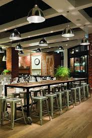 Restaurant Decor Ideas by Interior Of Clean And Modern Cafe With Home Style Design Home