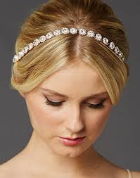 wedding headbands stunning wedding headbands for your wedding updo