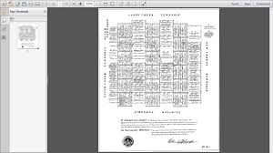 Pennsylvania On The Map by Genea Musings Finding Pennsylvania Donation District Land Maps