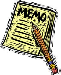 clipart bureau memo clipart collection