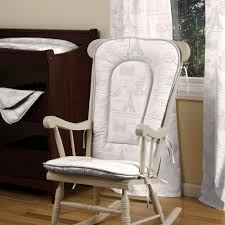 White Rocking Chair Cozy Rocking Chair Covers For Nursery Editeestrela Design