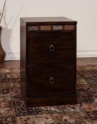 File Cabinet 2 Drawer Wood by Amazon Com Sunny Designs 2863dc F Santa Fe 2 Drawers File Cabinet
