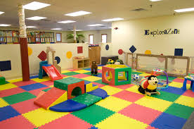 best kids basement playground with colorful carpet combined bug