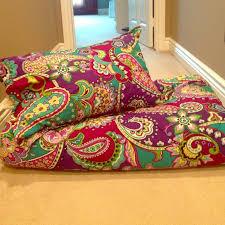 66 off vera bradley other vera bradley reversible comforter in