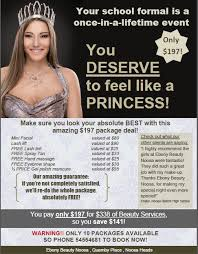 graduation packages formal and graduation packages 2015 beauty noosa