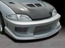 drift style front bumper cover for chevrolet cavalier 2000 2002