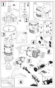 apollo 18 u0026 soyuz 19 plastic model images list