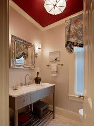 Powder Room Decor All Photos Contemporary Powder Room Kathy Geissler Best Hgtv