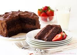 the best ever u2013 blue ribbon winning u2013 chocolate layer cake u2013 in