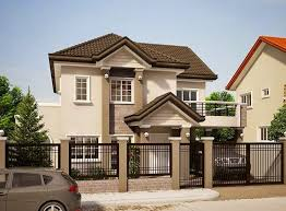 2 story house designs best 25 2 storey house design ideas on house design