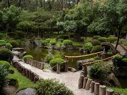 imagenes de jardines japones espores un microcosmos en el jardín