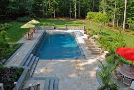 Luxury Backyard Designs Triyae Com U003d Luxury Backyard Pools Various Design Inspiration